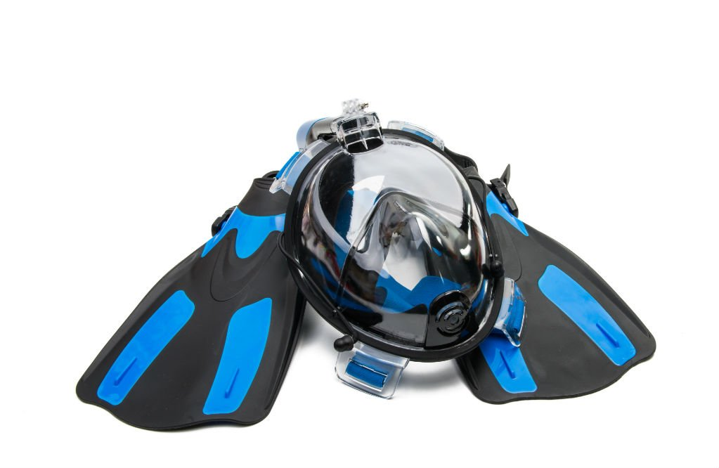 Wildhorne Outfitters Seaview Full Face Snorkel Mask Review