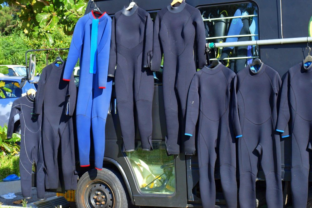 How to Dry a Wetsuit