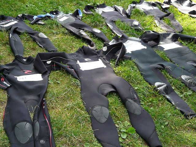 Wetsuit Cleaning and Maintenance