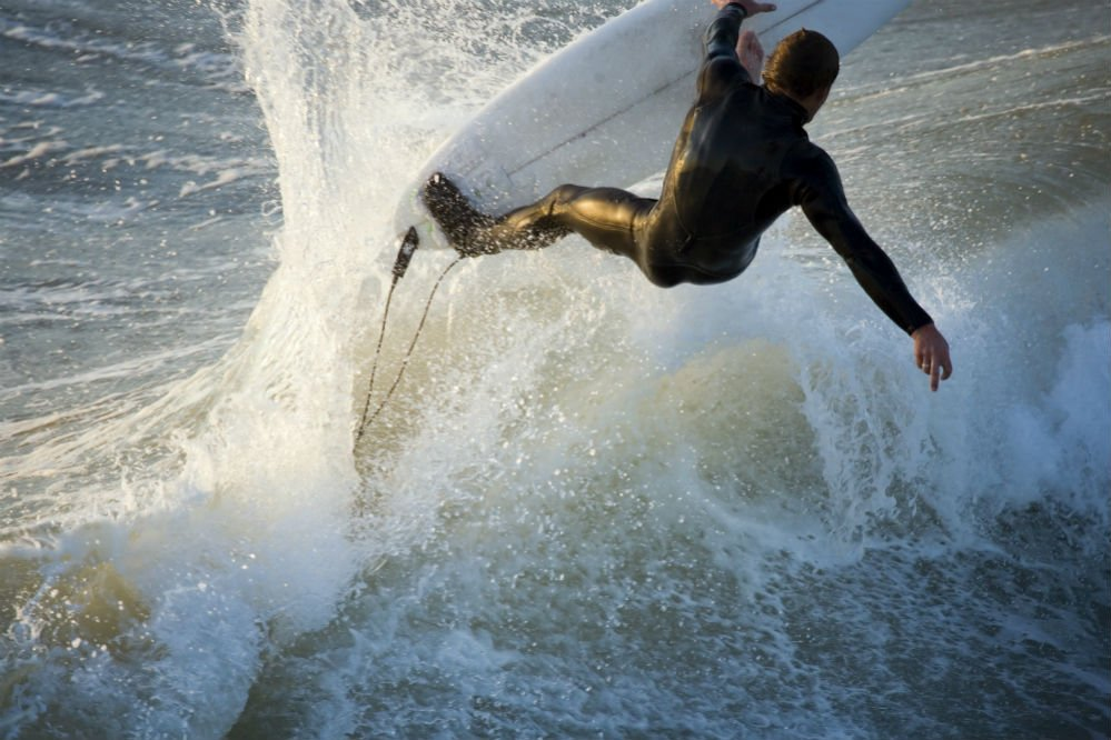 What Is Wetsuit Flushing?