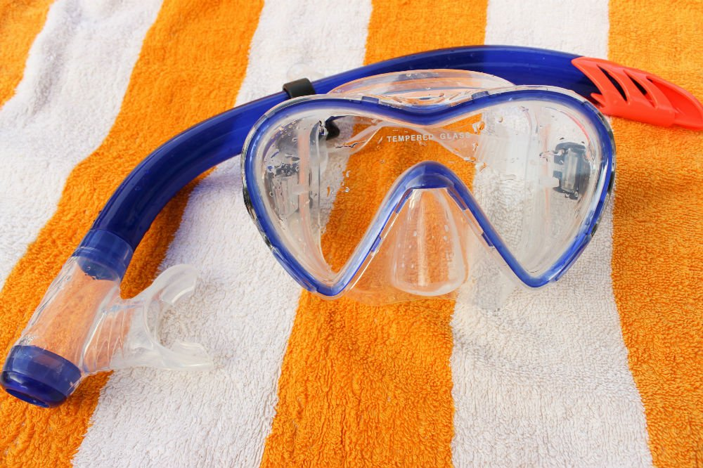 Best Semi Dry Snorkels for Your Vacation