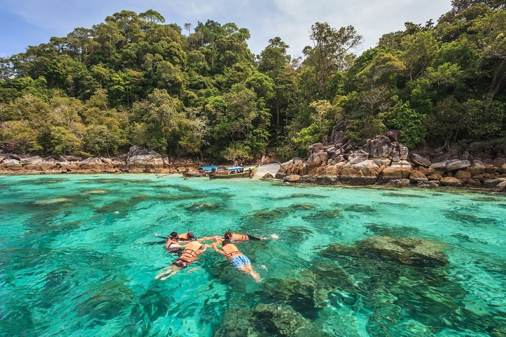 Snorkeling in Andaman: The Best Places to Go