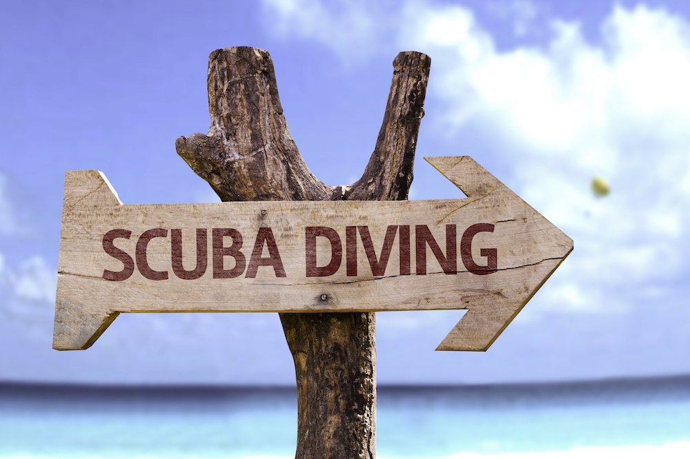 best scuba diving in California