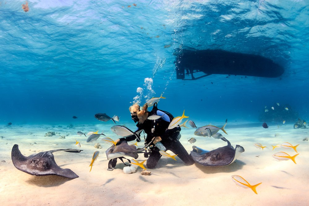 best scuba diving in spain