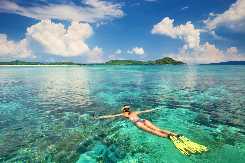 best snorkeling in indonesia