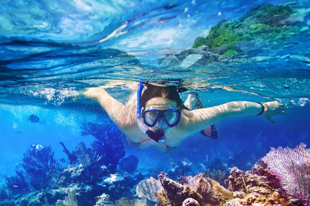 best snorkeling in thailand