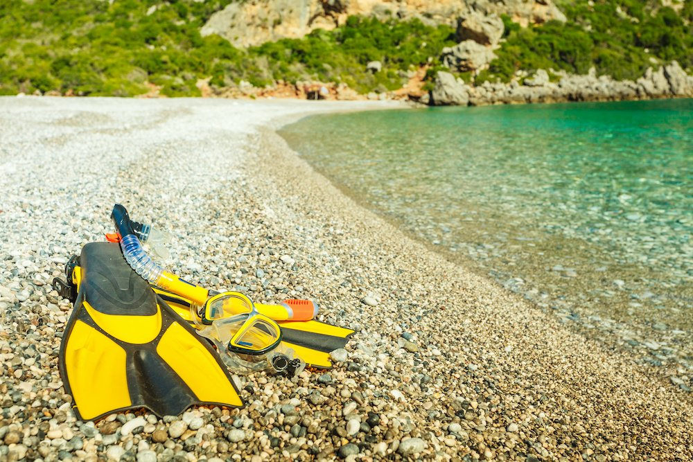 best snorkel gear for beginners