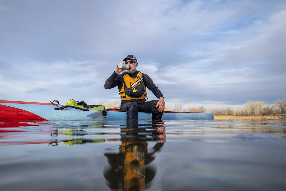 best kayaking drysuits